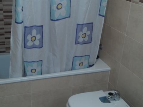 Cuarto de baño...con bañera